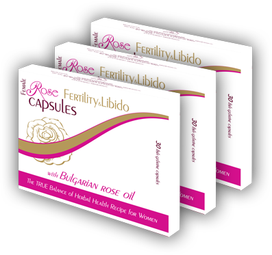 Women fertility capsules